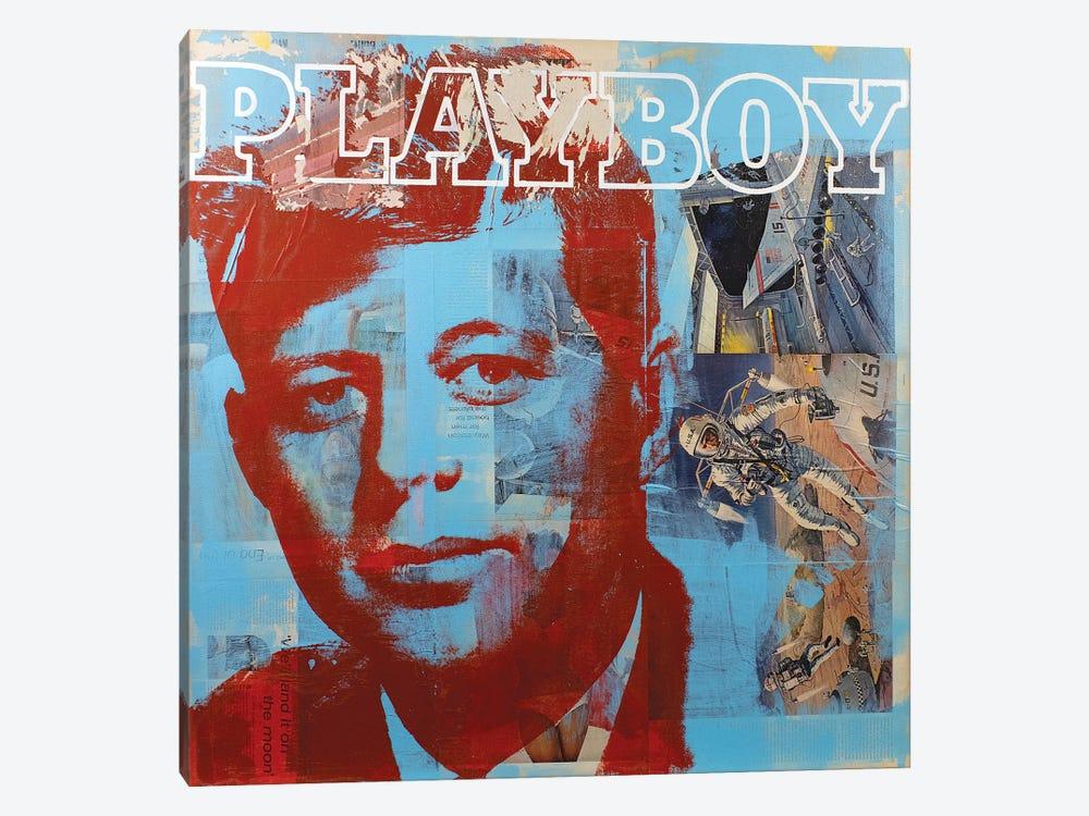 JFK II by Dane Shue 1-piece Canvas Art