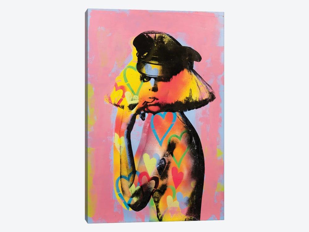 Lady Gaga by Dane Shue 1-piece Canvas Wall Art