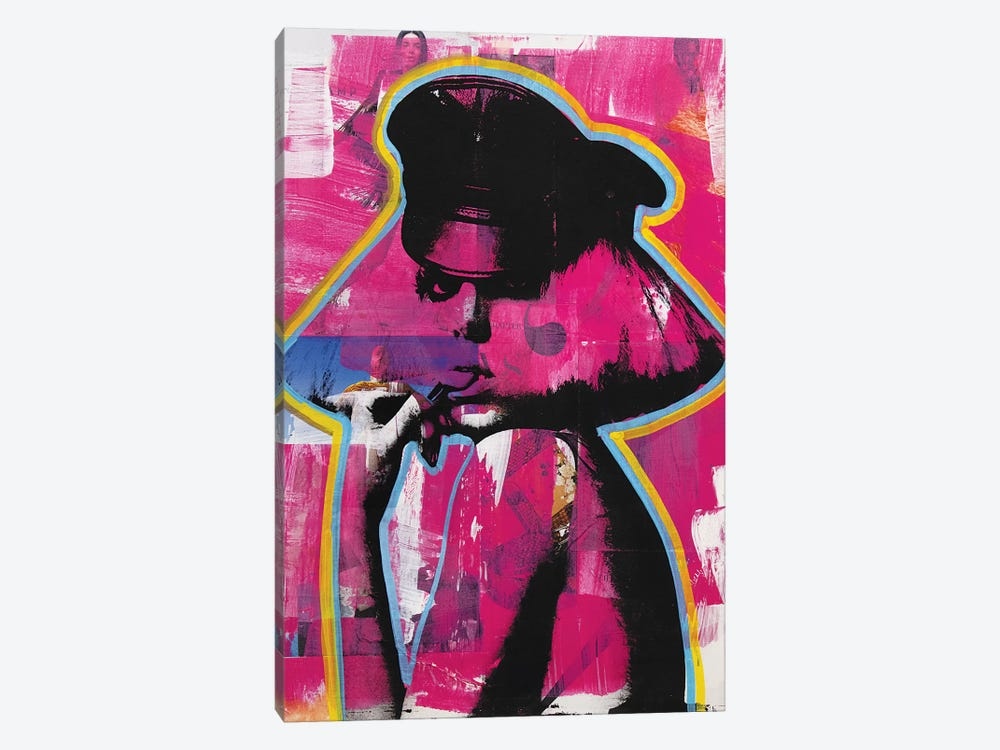 Lady Gaga II by Dane Shue 1-piece Canvas Artwork