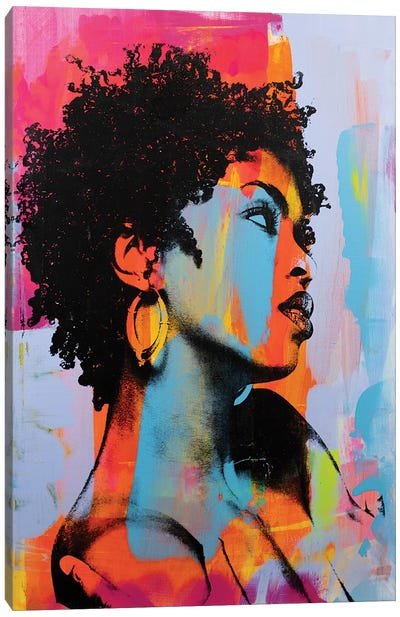 Lauryn Hill Canvas Art Print