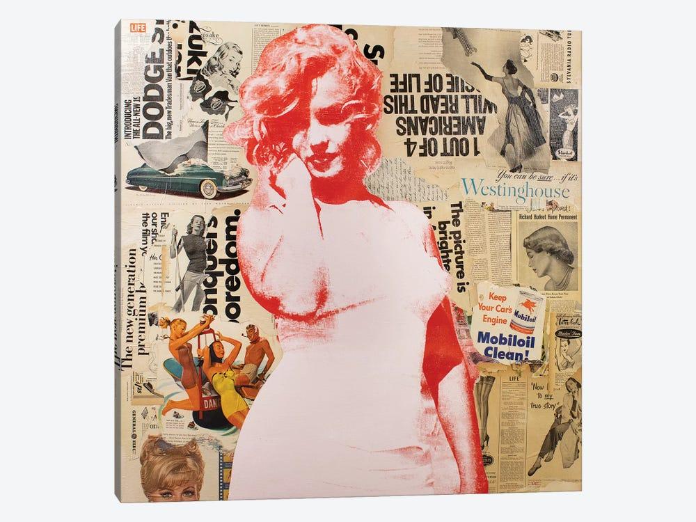 Marilyn by Dane Shue 1-piece Canvas Wall Art
