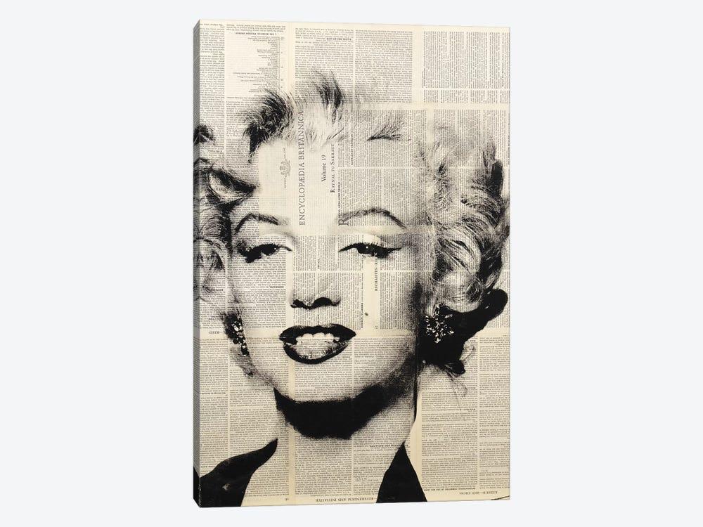 Marilyn Monroe (1) by Dane Shue 1-piece Canvas Art