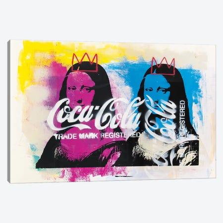 Mona Lisa Canvas Print #DSU84} by Dane Shue Canvas Artwork