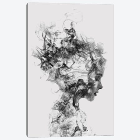 Dissolve Me Canvas Print #DTA11} by Dániel Taylor Canvas Print
