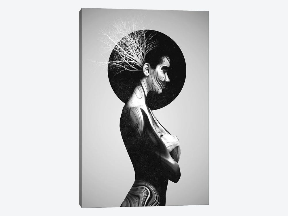 Ellie by Dániel Taylor 1-piece Canvas Print