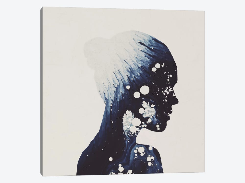 Eve by Dániel Taylor 1-piece Canvas Wall Art