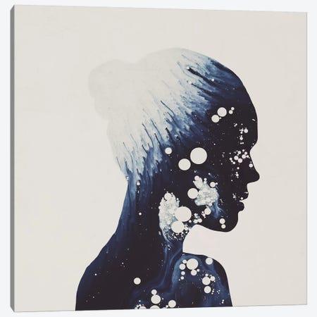 Eve Canvas Print #DTA13} by Dániel Taylor Art Print