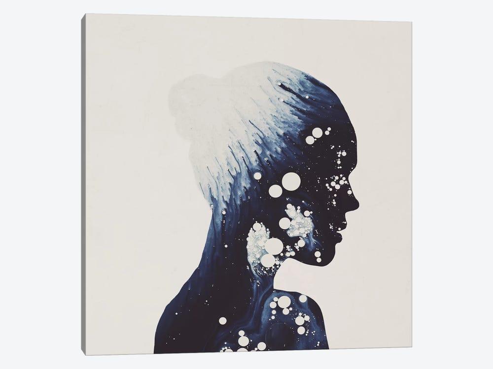 Eve by Dániel Taylor 1-piece Canvas Wall Art