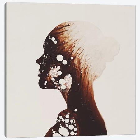 Evie Canvas Print #DTA14} by Dániel Taylor Canvas Wall Art