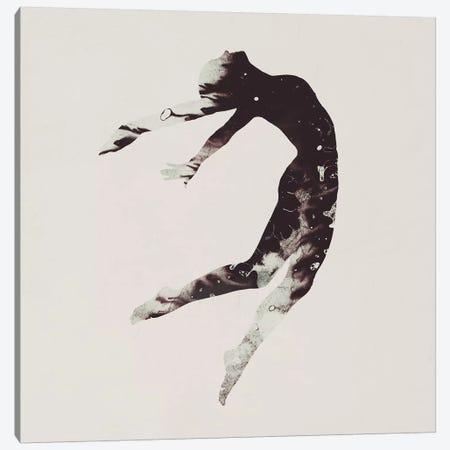 Float Away I Canvas Print #DTA16} by Dániel Taylor Canvas Wall Art