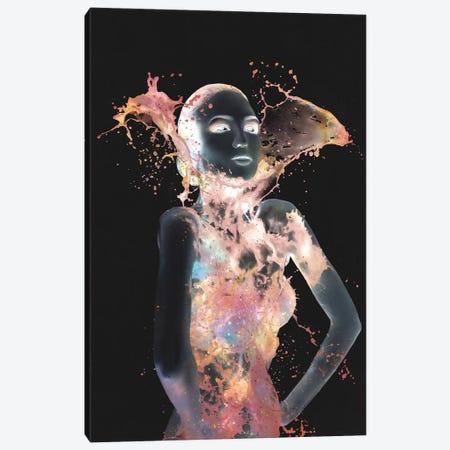 Hold Your Colour Canvas Print #DTA21} by Dániel Taylor Canvas Wall Art