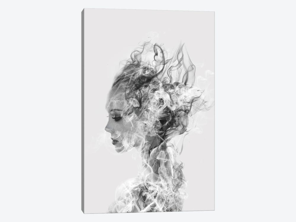 In Another World by Dániel Taylor 1-piece Canvas Art