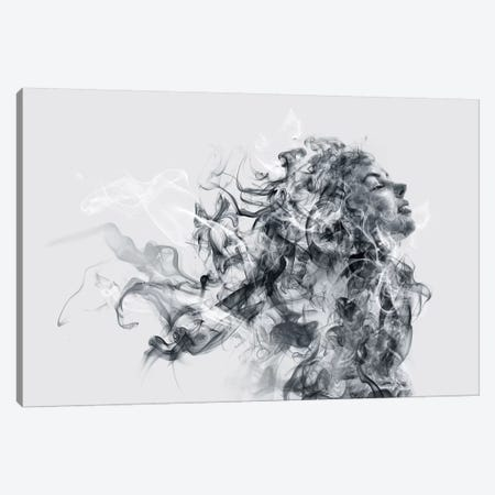 Kiara Canvas Print #DTA27} by Dániel Taylor Canvas Print