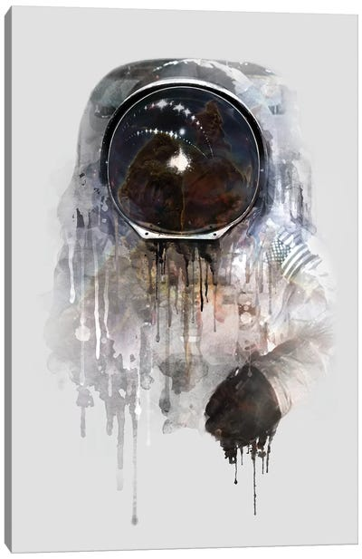 Astronaut I Canvas Art Print