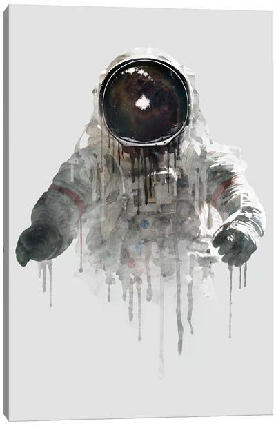 Astronaut II Canvas Art Print