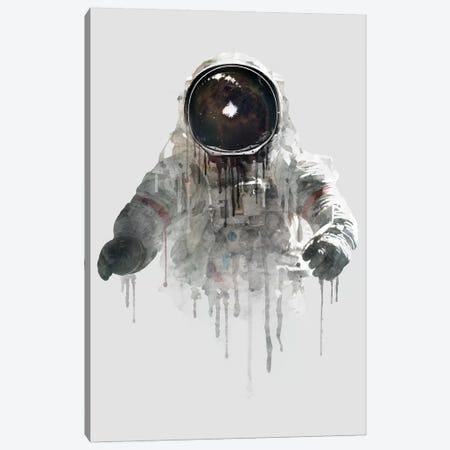 Astronaut II 3-Piece Canvas #DTA3} by Dániel Taylor Canvas Print