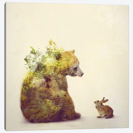 Spring Canvas Print #DTA40} by Dániel Taylor Canvas Artwork