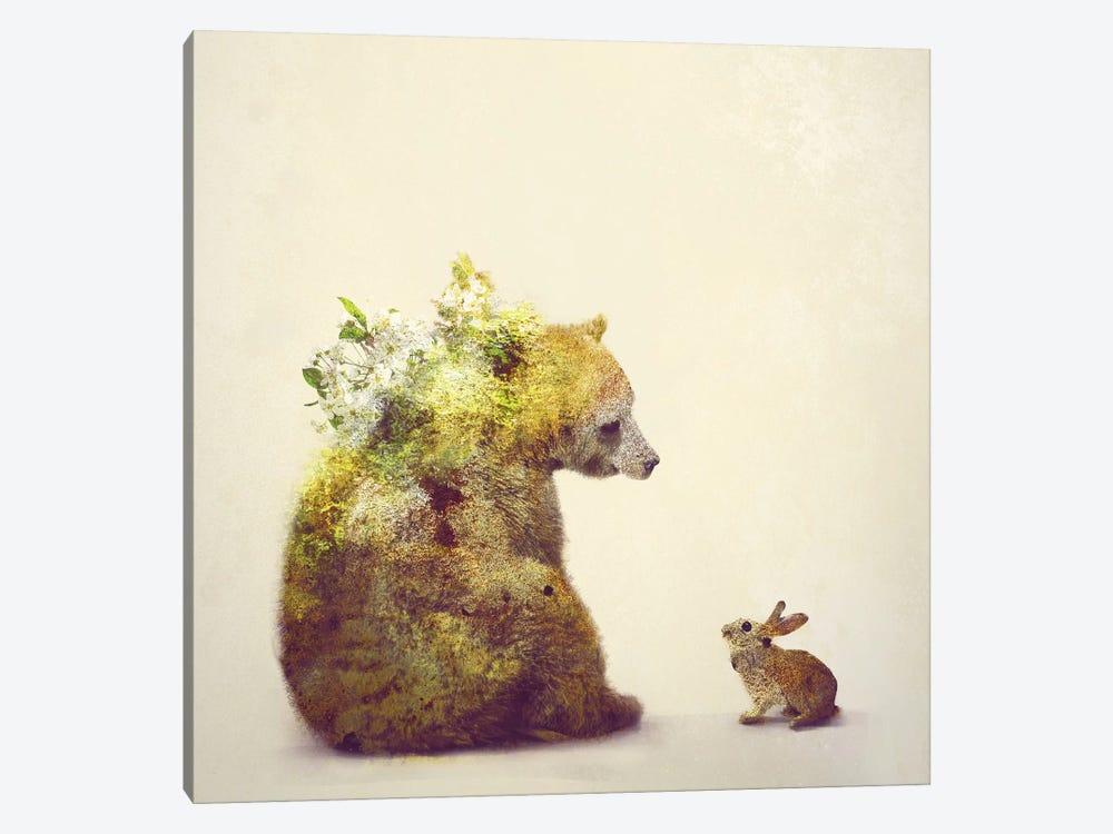 Spring by Dániel Taylor 1-piece Canvas Art