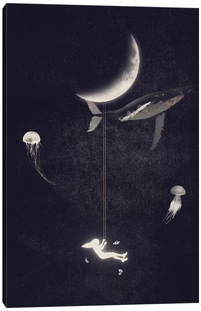 Swing Paradise Canvas Print #DTA42