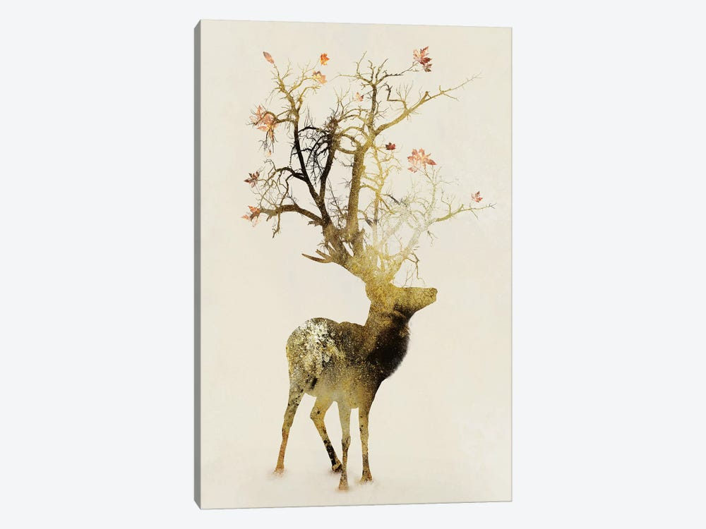 Autumn by Dániel Taylor 1-piece Canvas Artwork