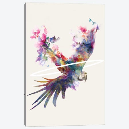 Fly Away II Canvas Print #DTA59} by Dániel Taylor Canvas Print