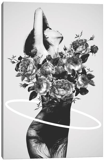 Only You Canvas Print #DTA65