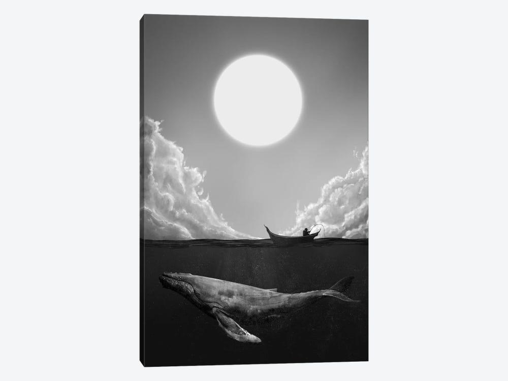 The Traveler by Dániel Taylor 1-piece Canvas Print