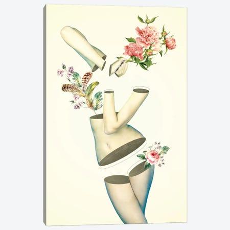 Think Too Much Canvas Print #DTA70} by Dániel Taylor Canvas Print