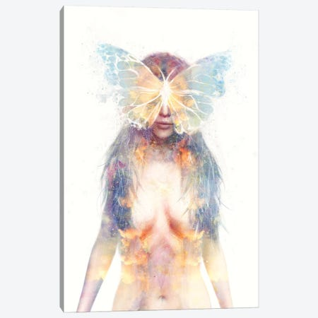 Ethereal Canvas Print #DTA71} by Dániel Taylor Canvas Art Print