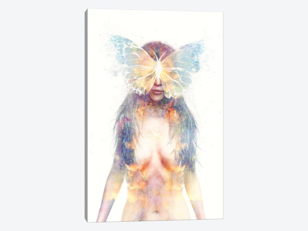 Ethereal by Dániel Taylor 1-piece Canvas Art