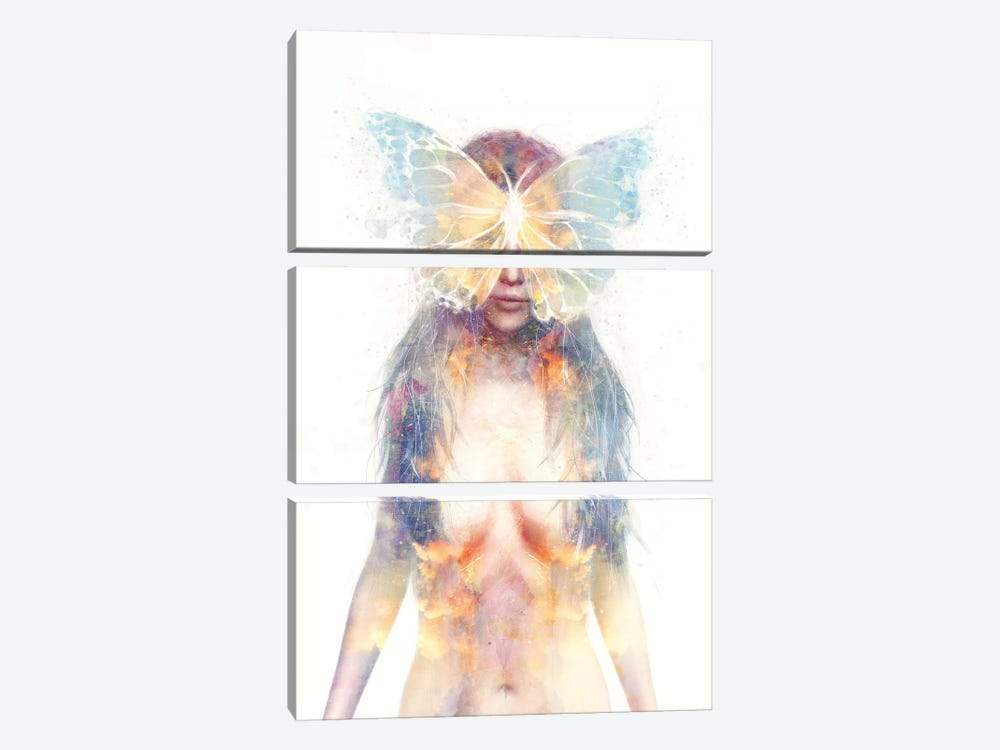 Ethereal by Dániel Taylor 3-piece Canvas Art