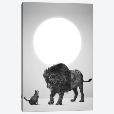 Someday Canvas Print #DTA76} by Dániel Taylor Canvas Artwork