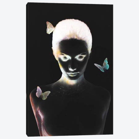 Illuminate Me Canvas Print #DTA84} by Dániel Taylor Canvas Print