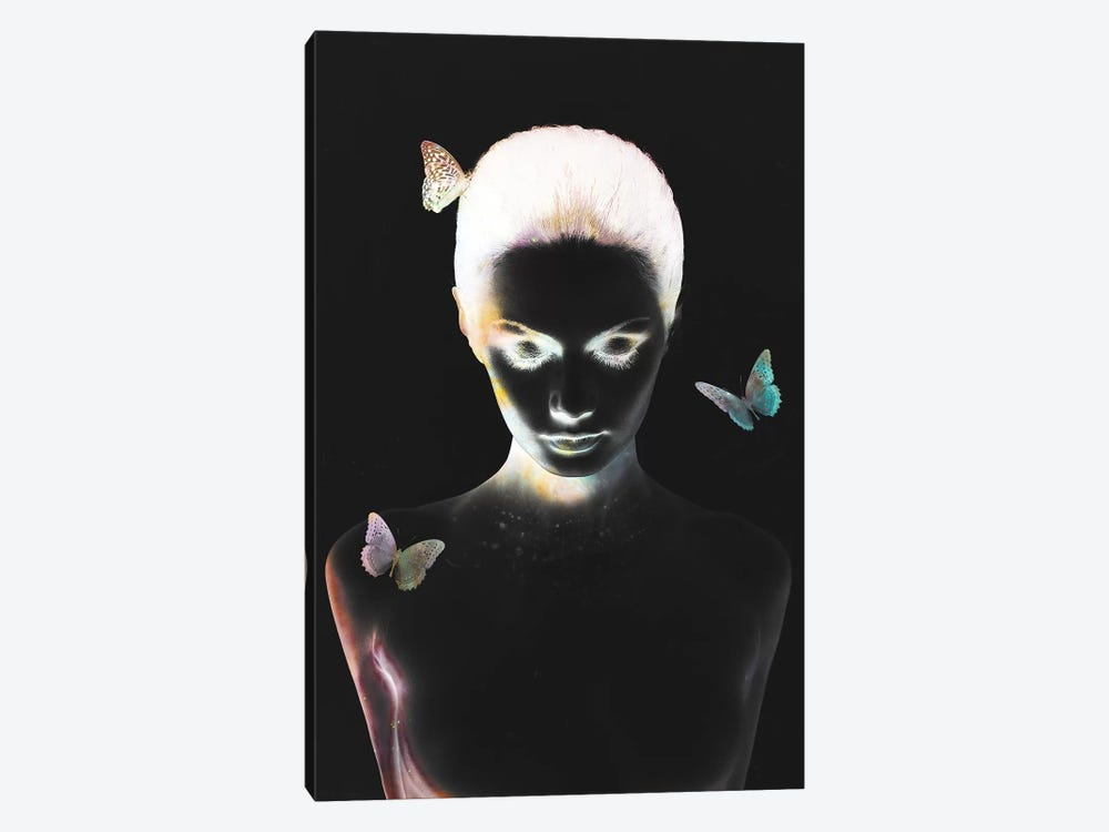 Illuminate Me by Dániel Taylor 1-piece Canvas Wall Art