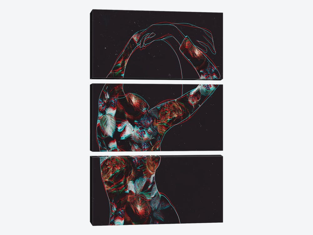 This Is The Moment by Dániel Taylor 3-piece Canvas Artwork