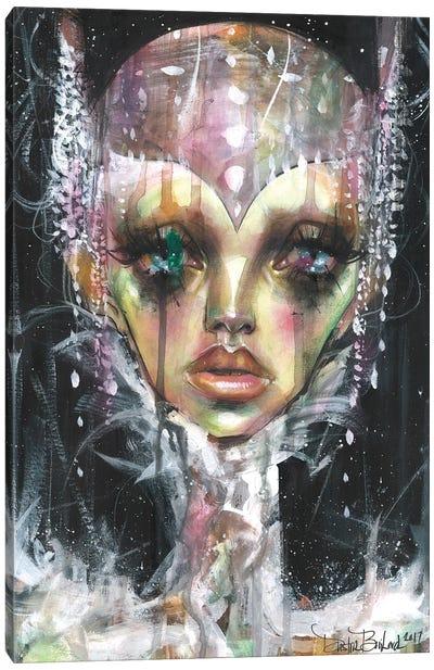 Crystal Empress Canvas Art Print