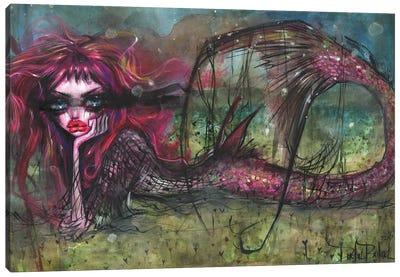 Murky Me Canvas Art Print