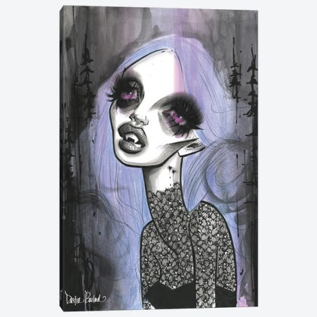 Forever Lilac Canvas Print #DTB5} by Dustin Bailard Canvas Print