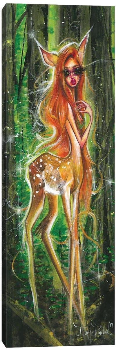 Ginger Steps Canvas Art Print