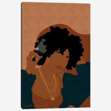 Chrihhmuhh Canvas Print #DTD14} by Destiny Darcel Canvas Art Print