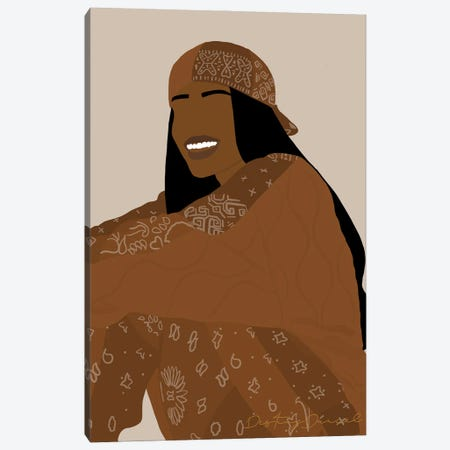 So Raven Canvas Print #DTD16} by Destiny Darcel Canvas Print