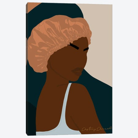 Bonnet Canvas Print #DTD29} by Destiny Darcel Canvas Print