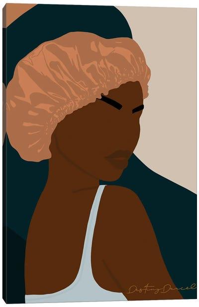 Bonnet Canvas Art Print