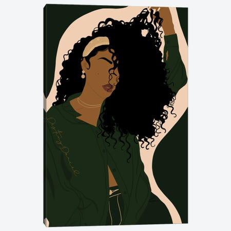 Wynne Canvas Print #DTD2} by Destiny Darcel Canvas Wall Art