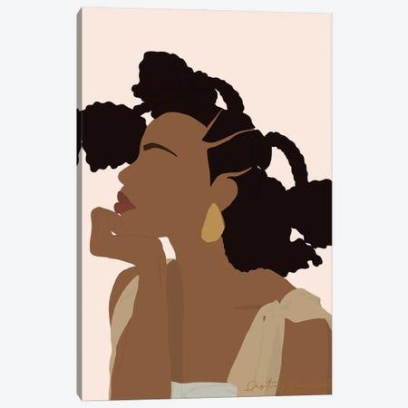 Djenaba Canvas Print #DTD35} by Destiny Darcel Canvas Print