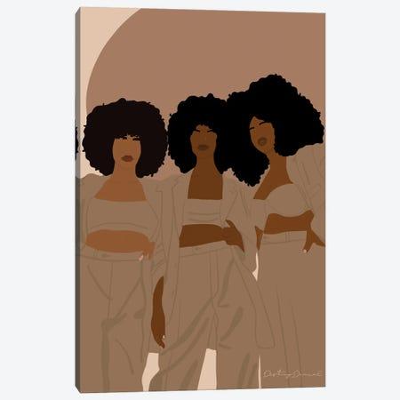Hold On Canvas Print #DTD38} by Destiny Darcel Canvas Art