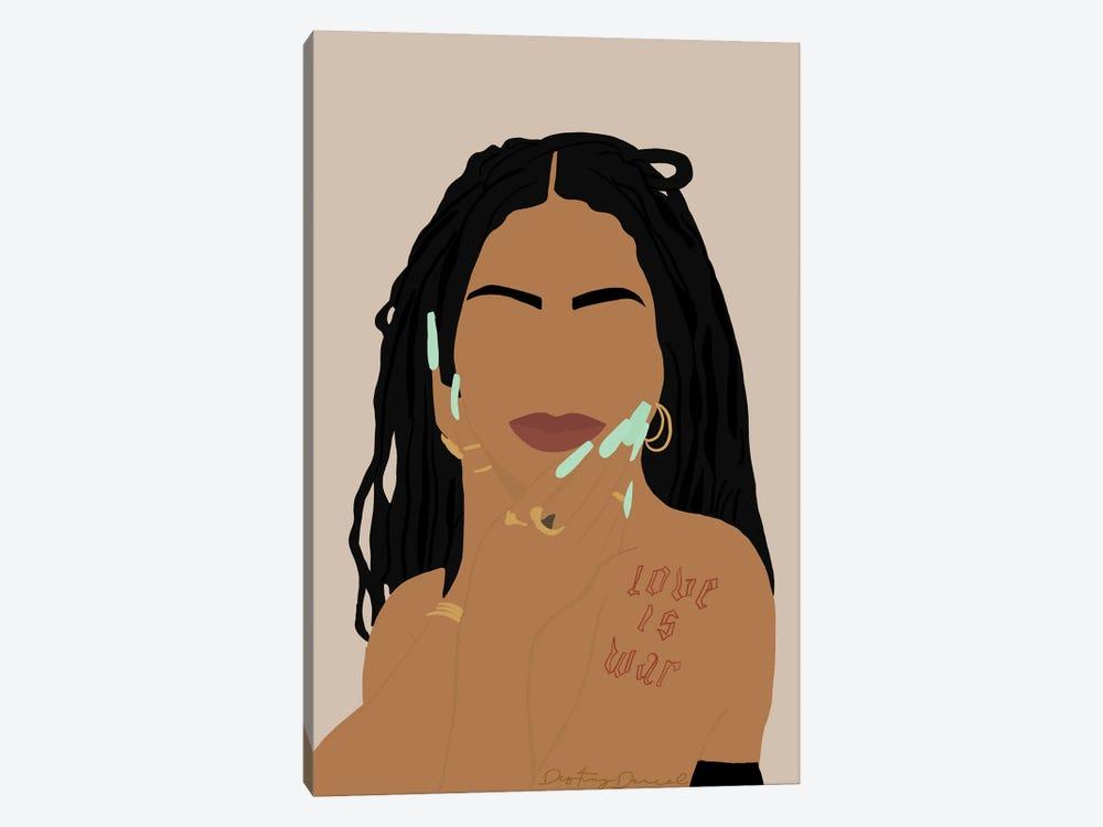 10K by Destiny Darcel 1-piece Canvas Art