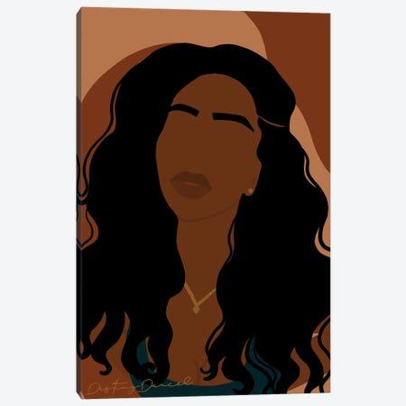 Bold Neutrals Canvas Print #DTD41} by Destiny Darcel Art Print