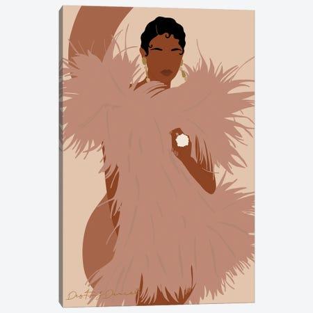 February Canvas Print #DTD42} by Destiny Darcel Canvas Art Print