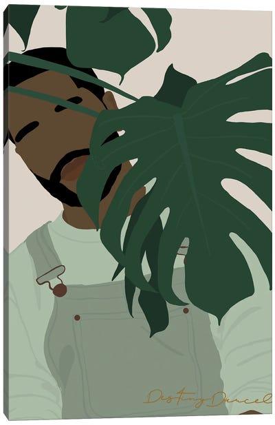 Plant Daddy II Canvas Art Print
